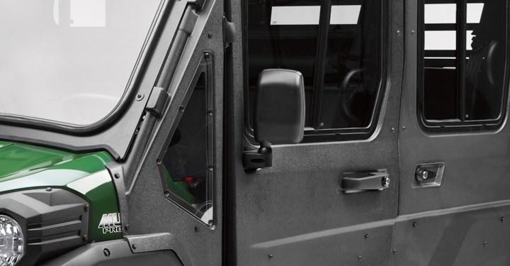 Hard Cab Enclosure Side Mirror Set detail photo 2