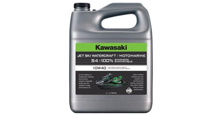 Jet Ski Watercraft S4 10W40 - 4 Litre detail photo 1