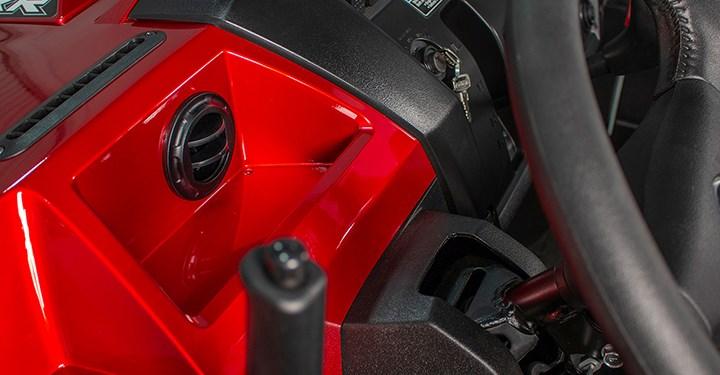 Heater detail photo 3