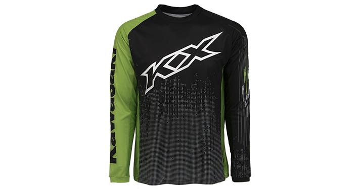 KX Jersey detail photo 1