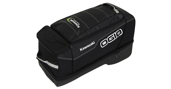 Kawasaki OGIO Adrenaline VRT Wheeled Bag detail photo 1