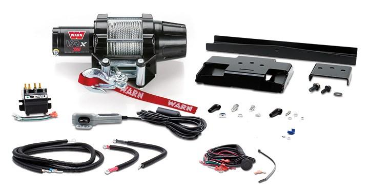 Warn VRX35 Winch Kit detail photo 1