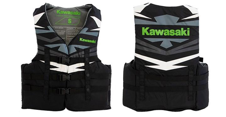 Kawasaki PFD detail photo 1
