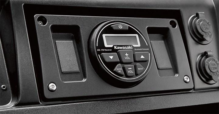 Audio System detail photo 2