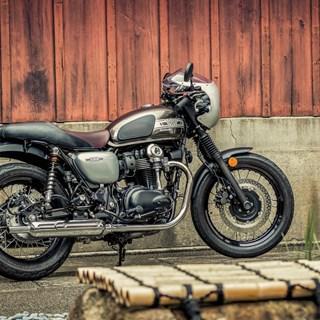 Test Ride: 2020 Kawasaki W800 CAFE street motorcycle