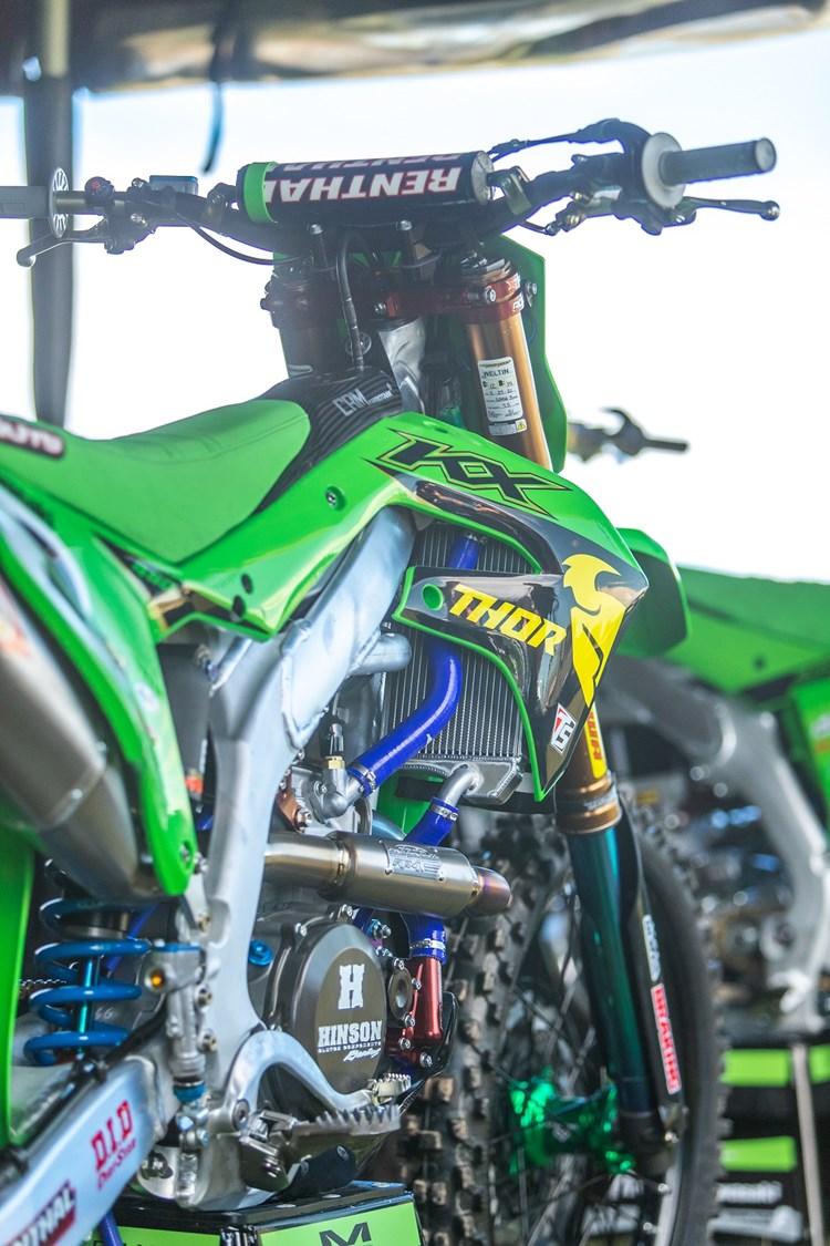 Team Green MX