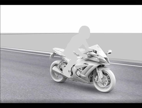 Video of KIBS (KAWASAKI INTELLIGENT ANTI-LOCK BRAKE SYSTEM)