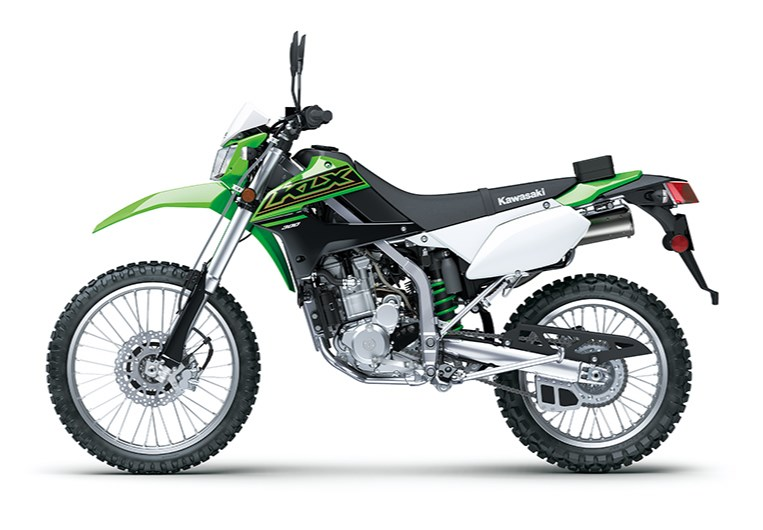 Enduro Racer-derived Chassis