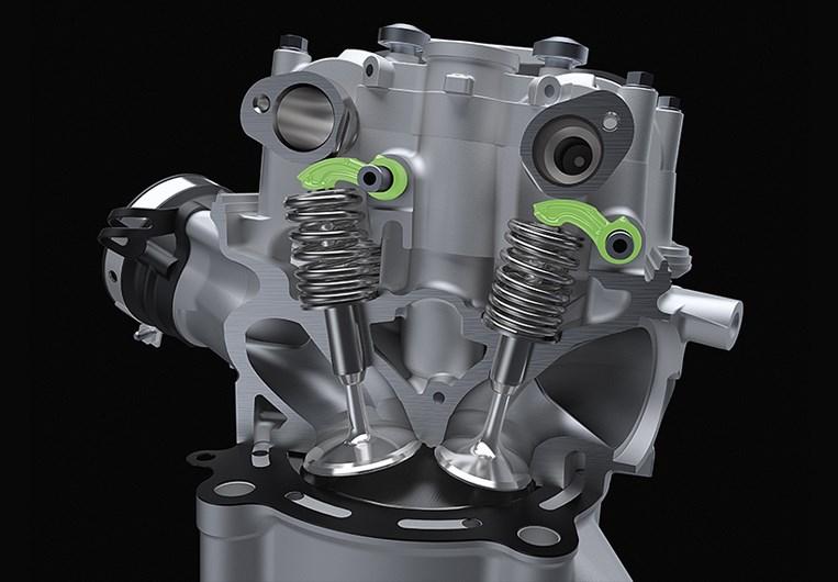 KX ENGINE PERFORMANCE