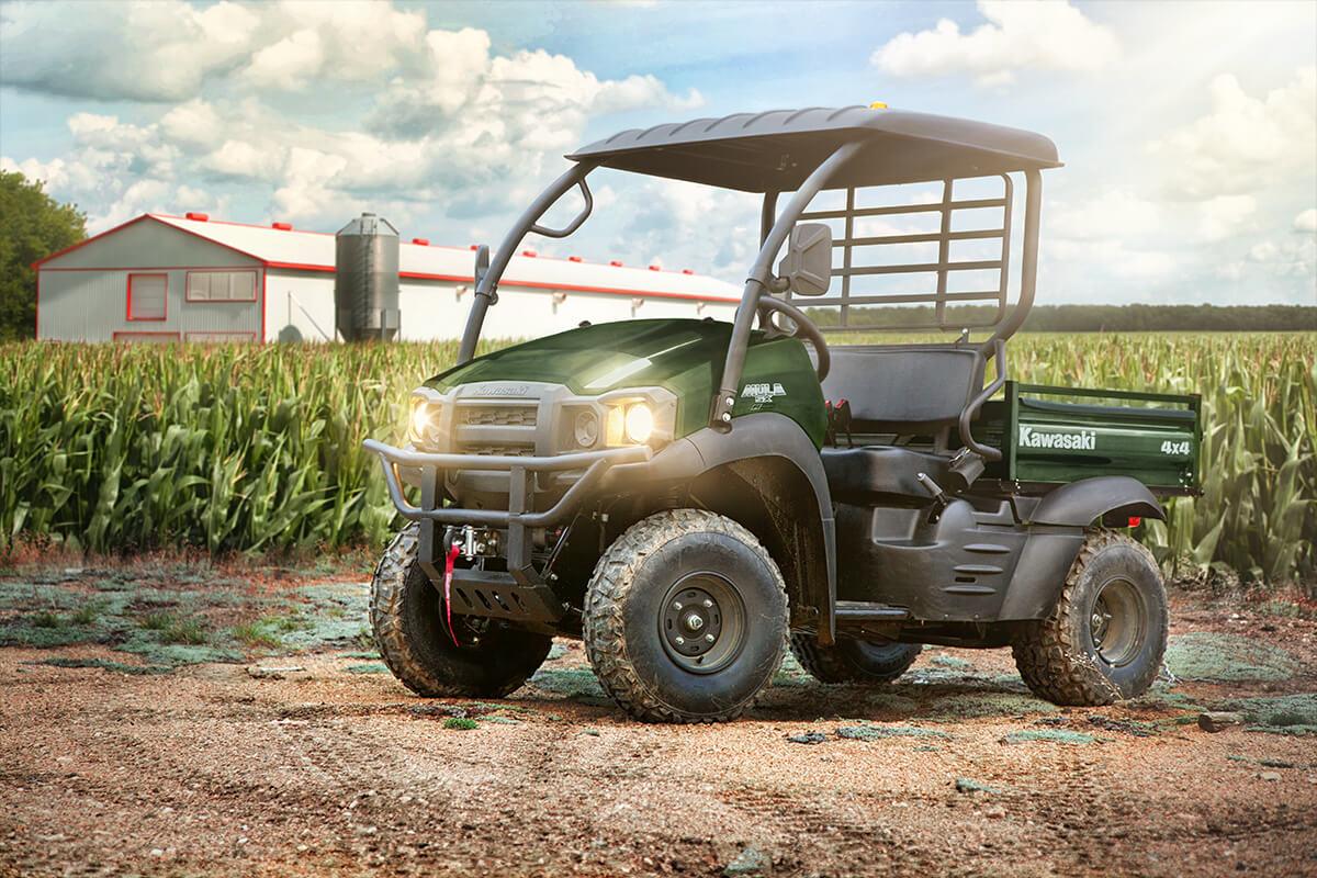 2020 Kawasaki MULE SX™ 4x4 XC FI for sale in Palmyra, IN