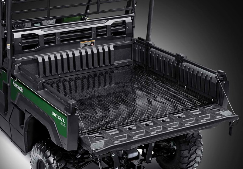 CARGO BED
