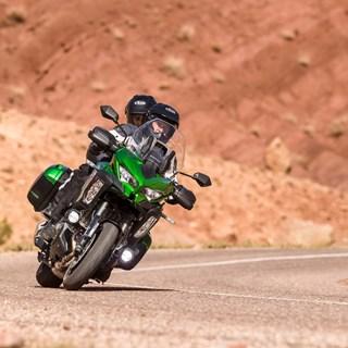 VERSYS 1000 GRAND TOURER  ELEITA MOTO DO ANO - CATEGORIA SPORT-TOURING