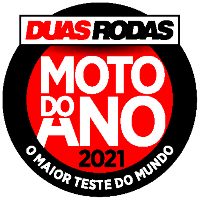 MOTO DO ANO 2021