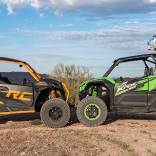 The 2020 Teryx KRX 1000 wins the Sport UTV comparison on ATV.com