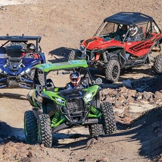 The 2020 Teryx KRX 1000 wins the UTV Action Magazine shootout