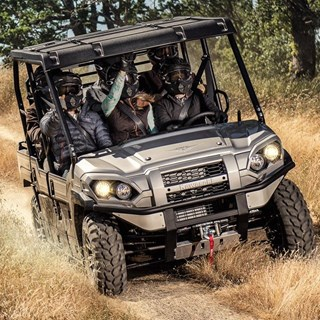 "The 2020 MULE PRO-FXT EPS is named one of the ""Best UTVs for Farmers"" by ATV.com"
