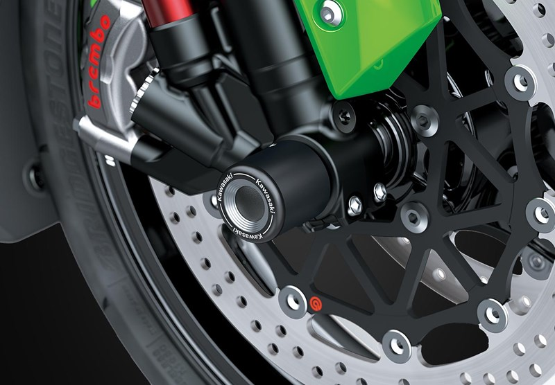 Kawasaki Intelligent Anti-Lock Brake System