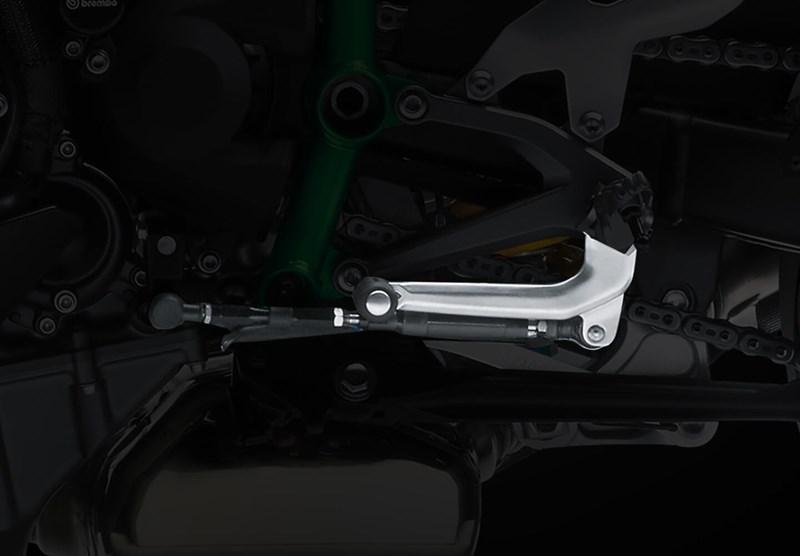 Kawasaki Quick Shifter