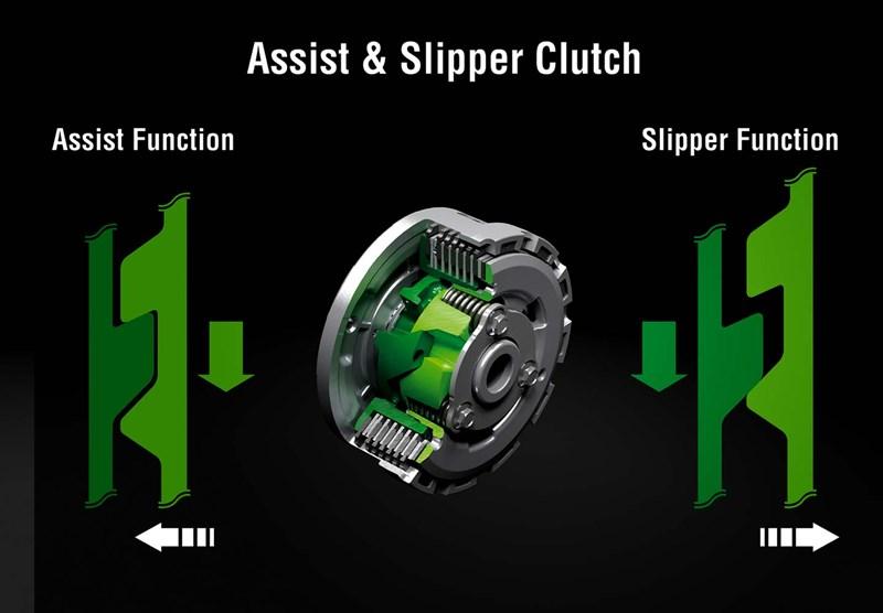 Assist & Slipper Clutch