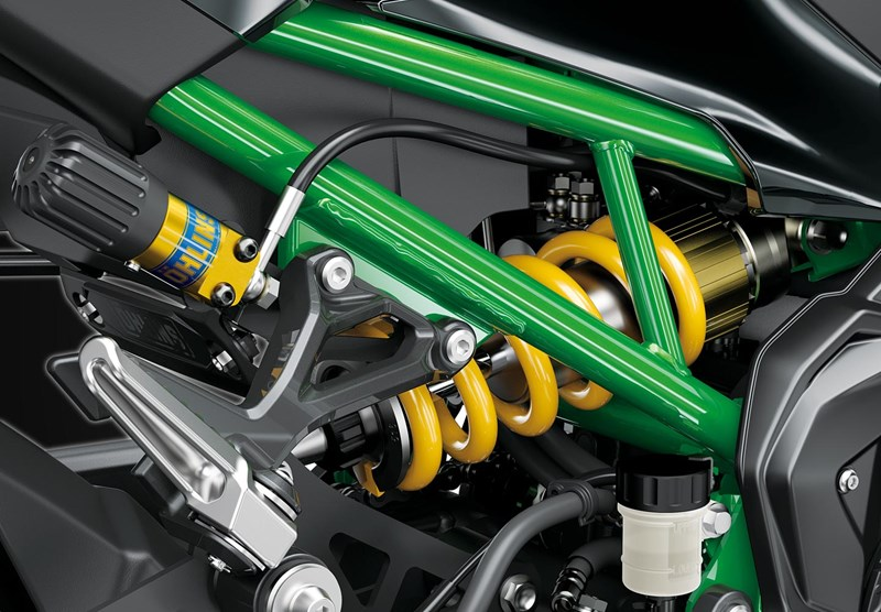 Advanced Öhlins® Components