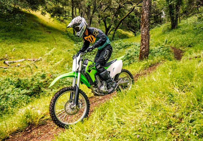 TRAIL-TESTED SUSPENSION
