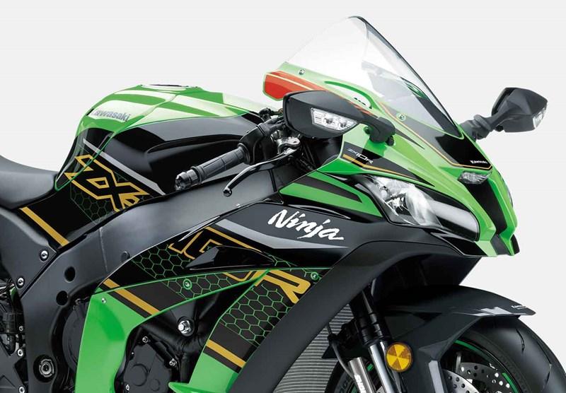 Kawasaki Ninja ZX-10R Motorcycle Price in Pakistan 2021