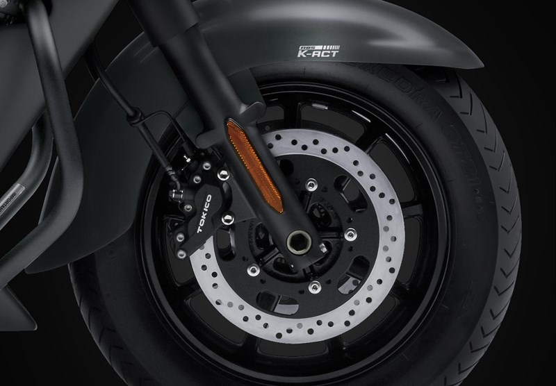 Kawasaki Advanced Coactive-braking Technology