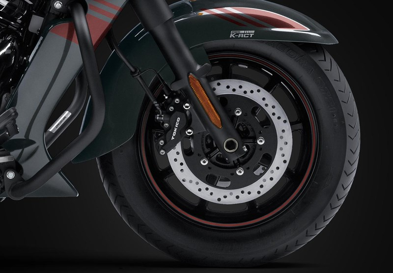 Kawasaki Advanced Coactive-braking Technology