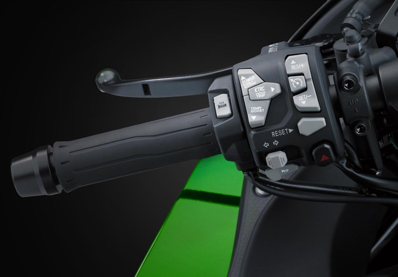 Kawasaki Traction Control