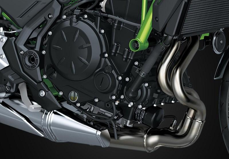 Sporty Engine Performance