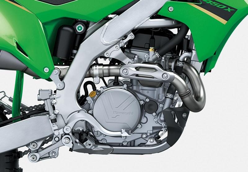 KX™ ENGINE PERFORMANCE