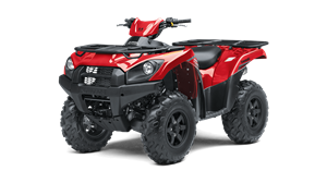 BRUTE FORCE® 750 4x4i 3/4 product view