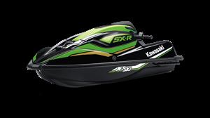 JET SKI® SX-R™ 3/4 mobile navigation product view
