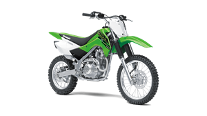 KLX®140R 3/4 product view