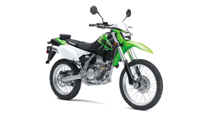 KLX®250 3/4 product view
