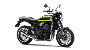 Z900RS 3/4 product view