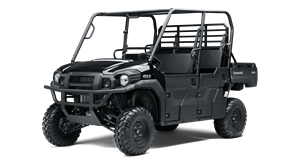 MULE PRO-FXT™ 3/4 mobile navigation product view