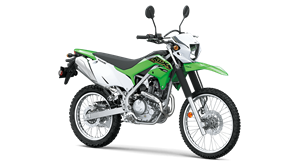 KLX®230 3/4 product view