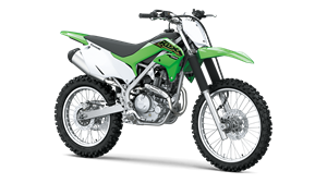 KLX®230R 3/4 product view