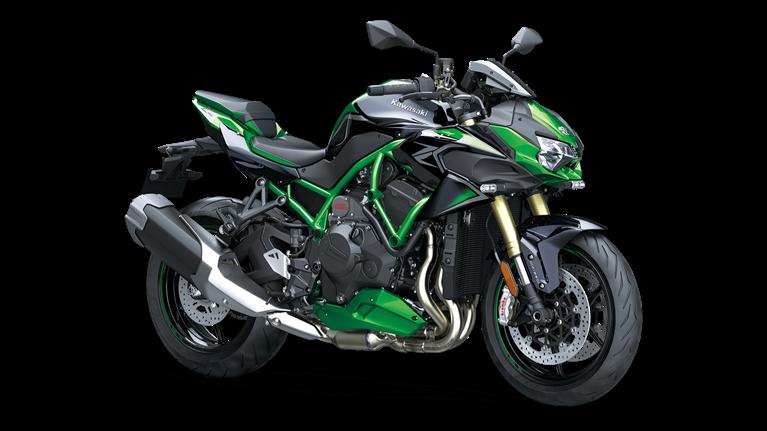 Kawasaki Hypersport Motorcycle Brand