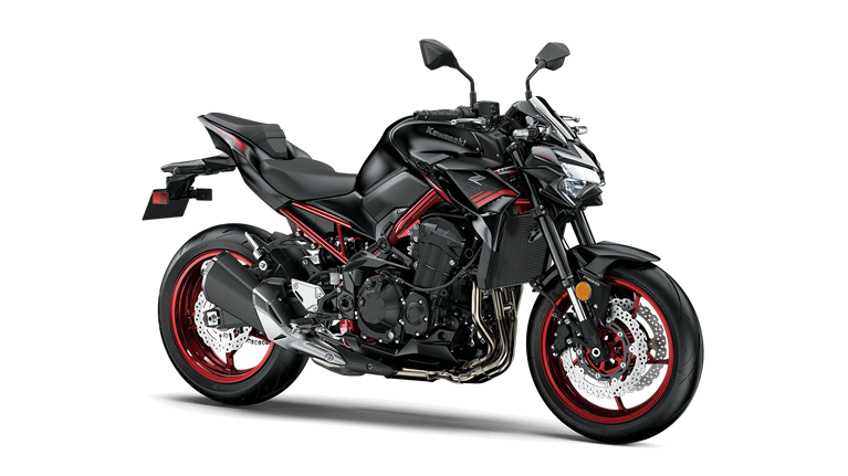 2017 Kawasaki Z900 announced - 124 hp, 210 kg, replaces