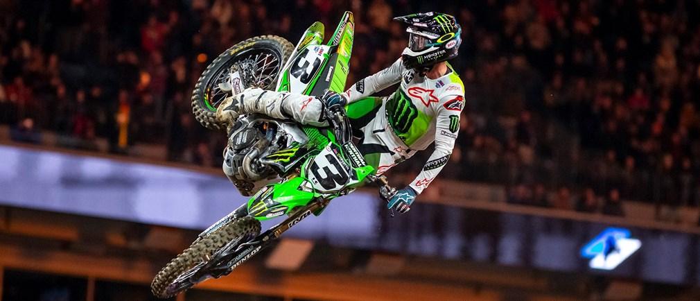 Supercross & Motocross hero