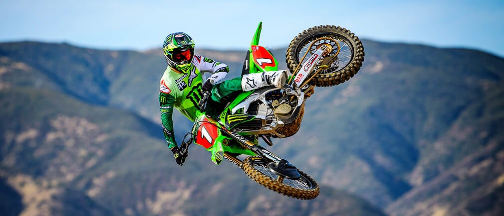 Supercross & Motocross hero