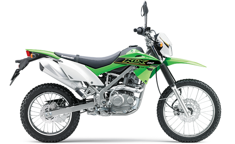 Kawasaki KLX150   Versatile Off-Road Dirtbike Motorcycle
